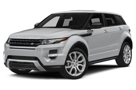 Land Rover Range Rover Evoque 5Dr 2.0 eD4 150 6speed SE Tech 2WD