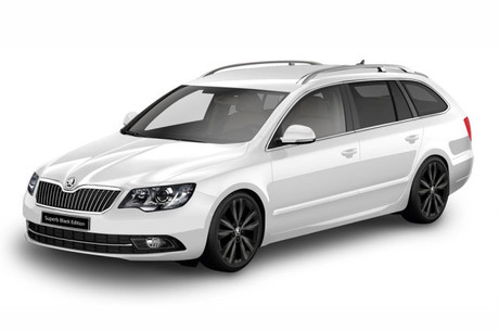Skoda Superb Estate 1.6TDI 120ps S