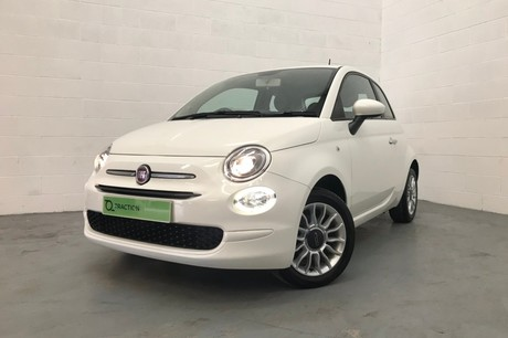 Fiat 500 1.2 Pop Star (s/s) 3dr (Hatchback)