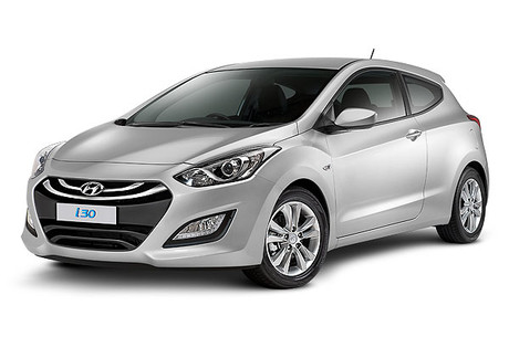Hyundai  i30 3Dr Hatch 1.6T GDI 186ps Turbo SE