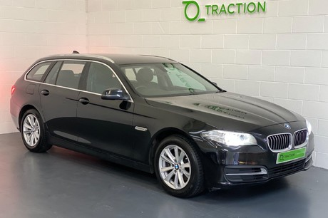 BMW 5 Series 2.0 520d SE Touring 5dr (Estate)