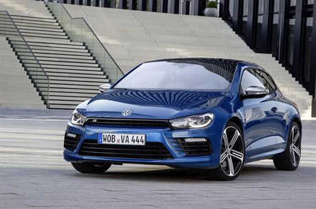 Volkswagen Pre–current Scirocco 1.4 TSI 125 GT BlueMotion Technology