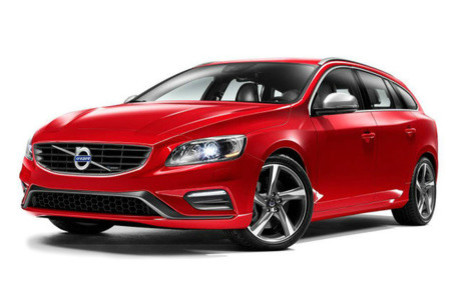 Volvo V60 Estate 2.0 D3 150hp SE Lux Start+Stop