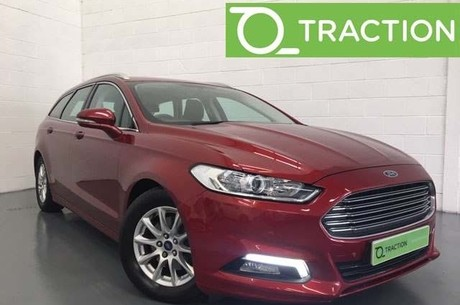 Ford Mondeo 1.5 TDCi ECOnetic Zetec (s/s) 5dr (Estate)