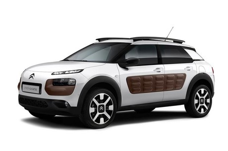 Citroen  C4 Cactus 1.2 Puretech 110 Feel Start + Stop