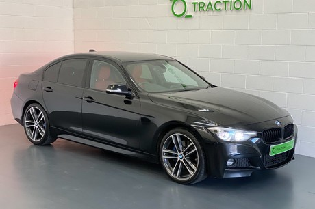 BMW 3 Series 2.0 320d BluePerformance M Sport Shadow Edition Auto (s/s) 4dr (Saloon)