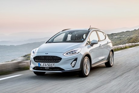 Ford Fiesta 1.0T 100PS Active 1 EcoBoost