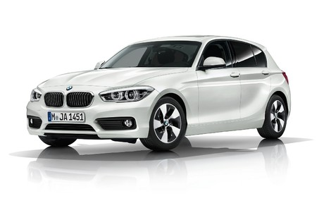 BMW 1 Series 5 Dr Sporthatch 116d 1.5 EfficientDynamics Plus F20