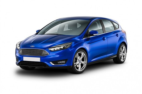 Ford Focus 5Dr Hatch 1.5TDCi 120 Titanium