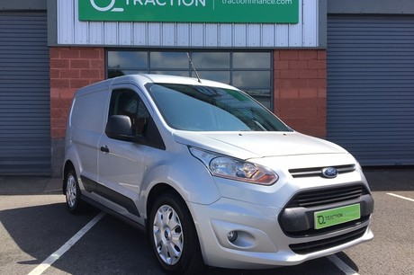 Ford Transit Connect 1.6 TDCi L1 200 Trend Panel Van 4dr (Panel Van)