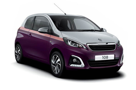 Peugeot 108 Hatch 3 Dr 1.0 68 Active