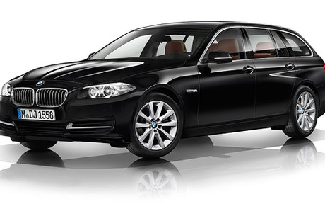 BMW  5 Series Touring 520d 2.0 Luxury Auto LCI