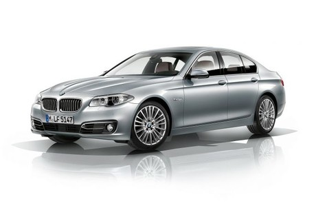 BMW 5 Series Saloon, 518d 2.0 SE LCI