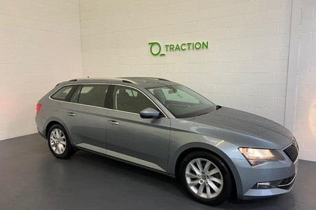 SKODA Superb 2.0 TDI SE (s/s) 5dr (Estate)