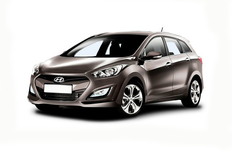 Hyundai  i30 5Dr Hatch 1.6 CRDi 136ps Premium Blue Drive