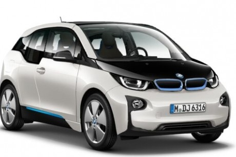 Traction Bmw I3 Electric Belfast Dublin Northern Ireland Ireland Uk