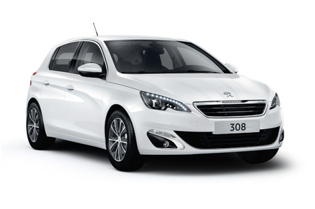 Peugeot  308 Hatch 1.6 BlueHDi 120 Allure Start+ Stop