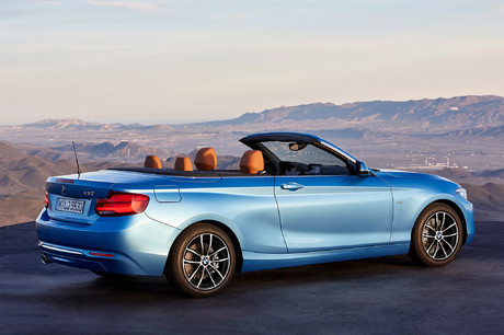 BMW 2 Series F23 Convertible £342.37/month