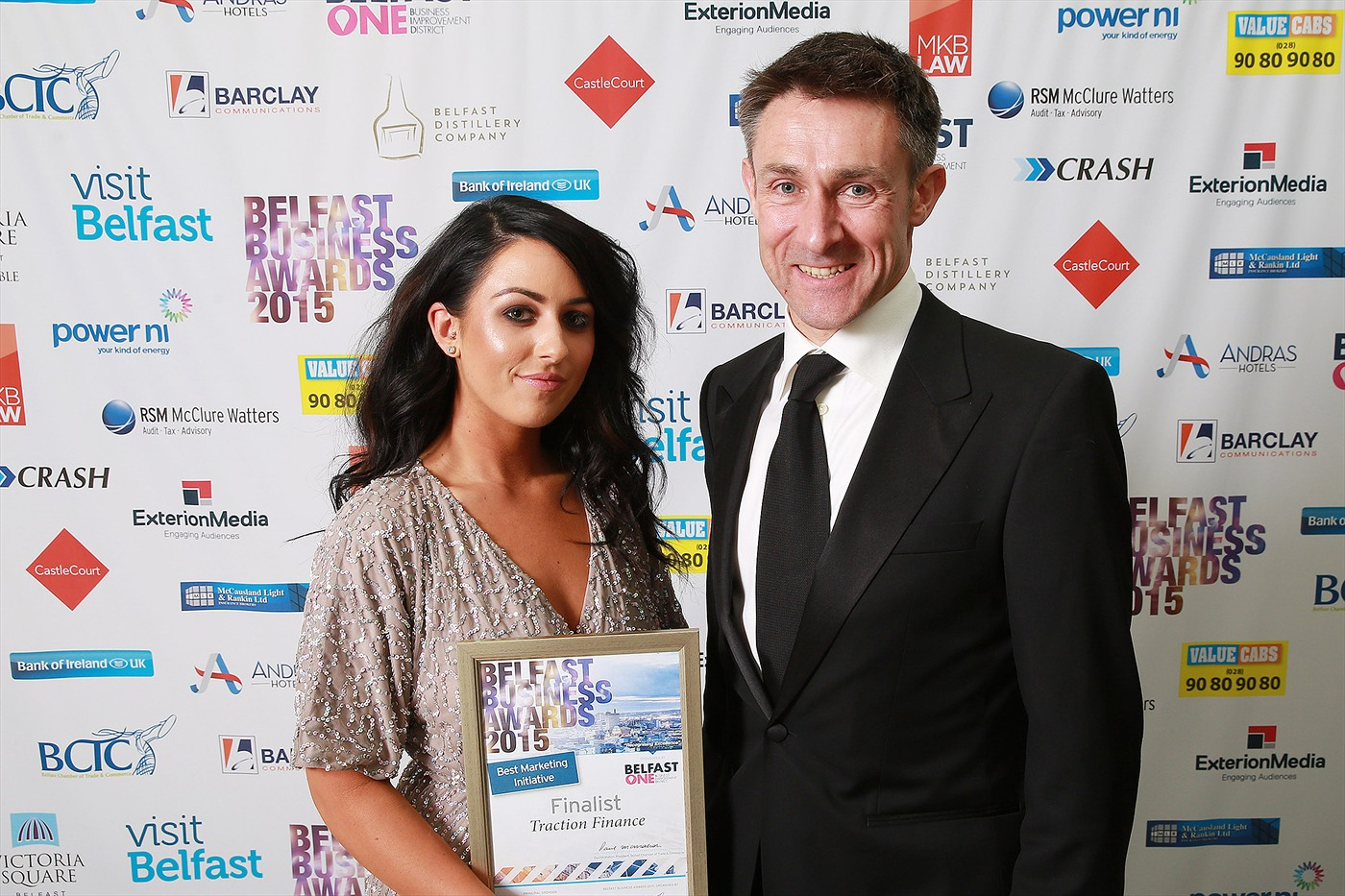 Belfast Business Awards 2015